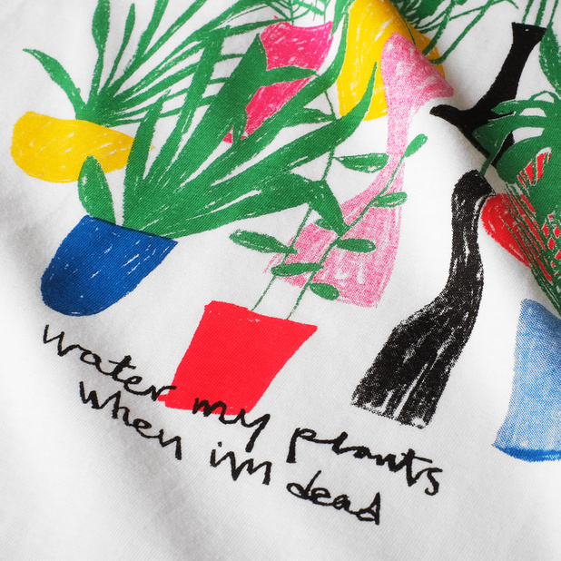 T-shirt Mysen Water My Plants
