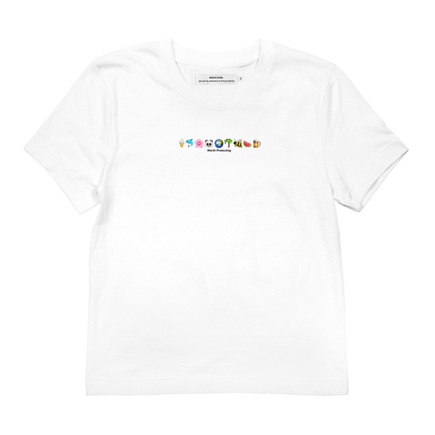 T-shirt Mysen Worth Protecting