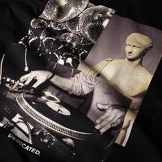 T-shirt Stockholm Ancient DJ
