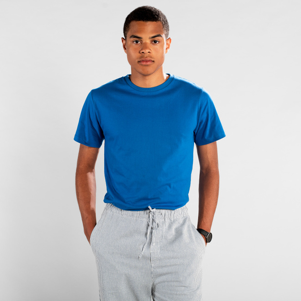 T-shirt Stockholm Base Blue