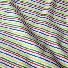 T-shirt Stockholm Color Stripes