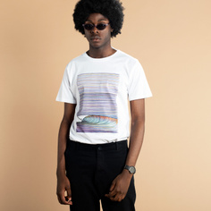 T-shirt Stockholm Color Wave