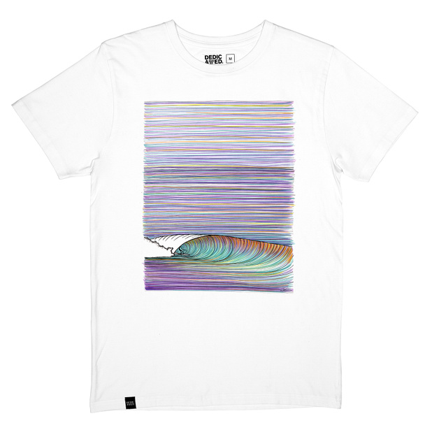 T-shirt Stockholm Color Wave