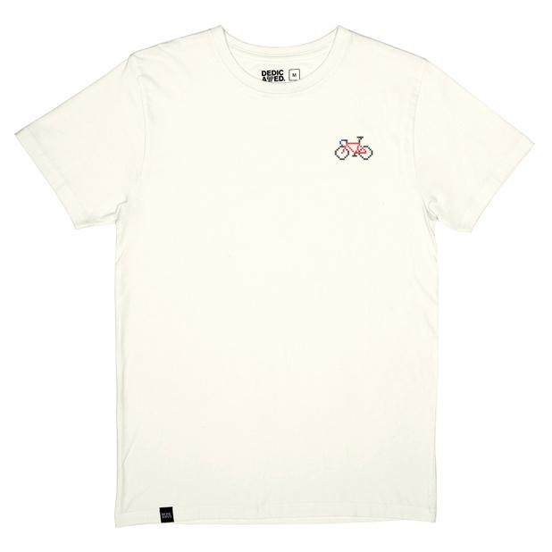 T-shirt Stockholm Cross Stitch Bike