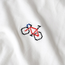 T-shirt Stockholm Cross Stitch Bike