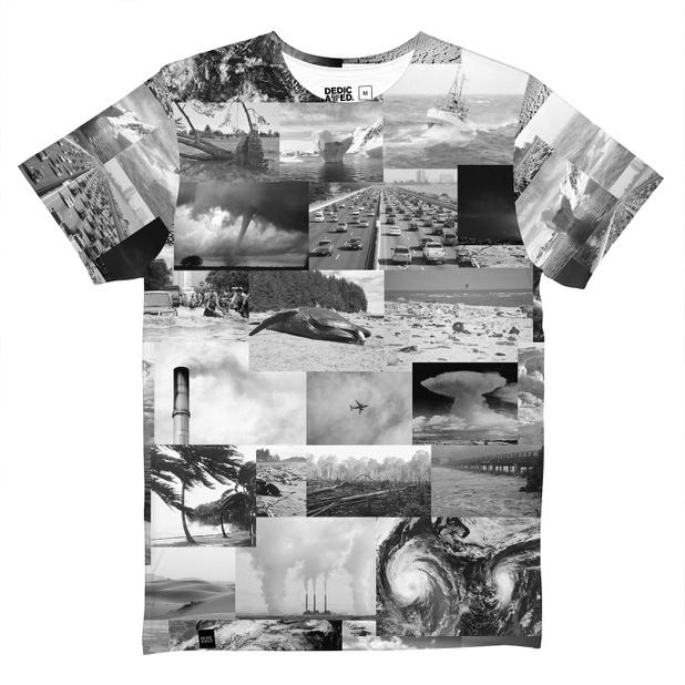 T-shirt Stockholm Disaster
