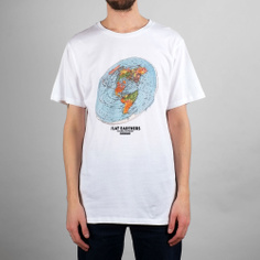 T-shirt Stockholm Flat Earthers