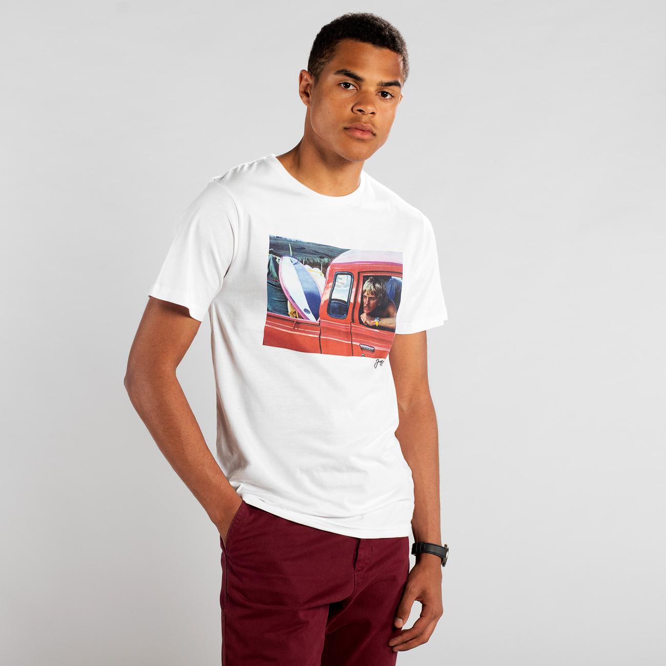 T-shirt Stockholm Honolua Beaver