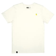 T-shirt Stockholm Lemon Off-White