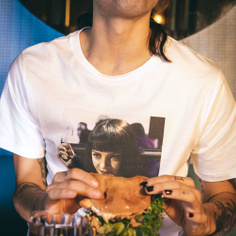 T-shirt Stockholm Mmmm Yummy