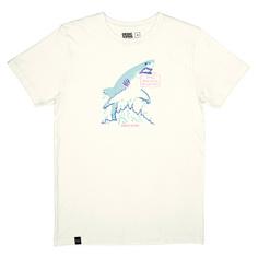 T-shirt Stockholm OMG Shark