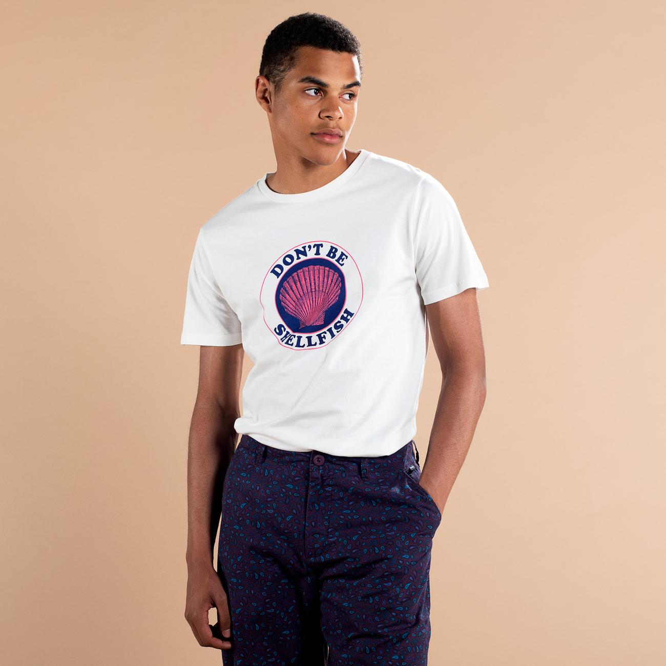 T-shirt Stockholm Shellfish