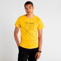 T-shirt Stockholm Sugary Beverage Yellow