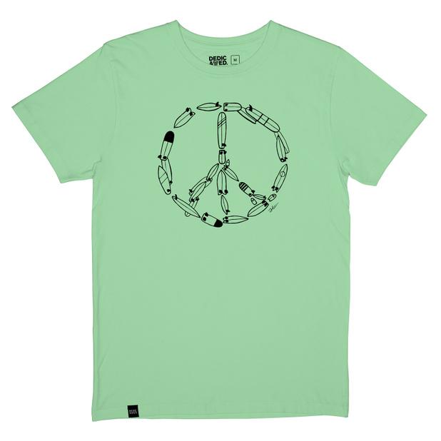 T-shirt Stockholm Surf Peace