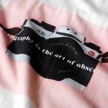 T-shirt Stockholm The Art Of Observation