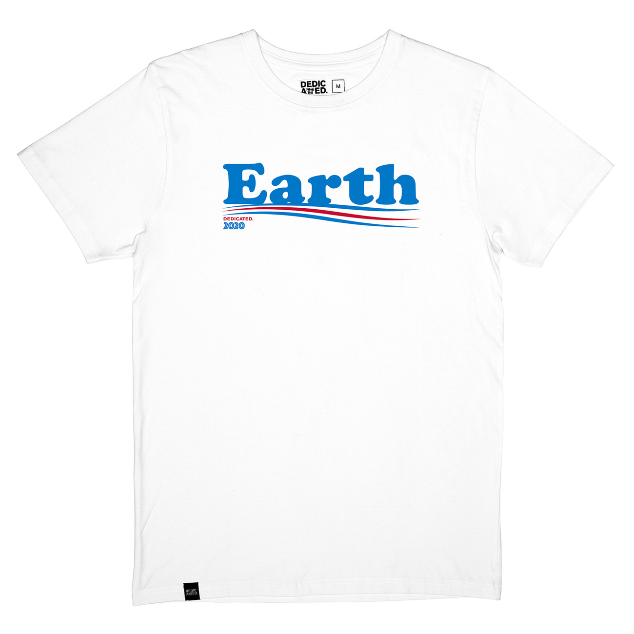 T-shirt Stockholm Vote Earth