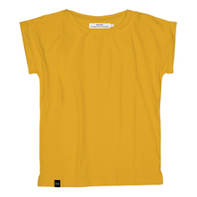 T-shirt Visby Base Yellow