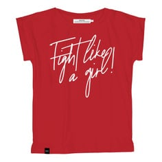 T-shirt Visby Fight Red