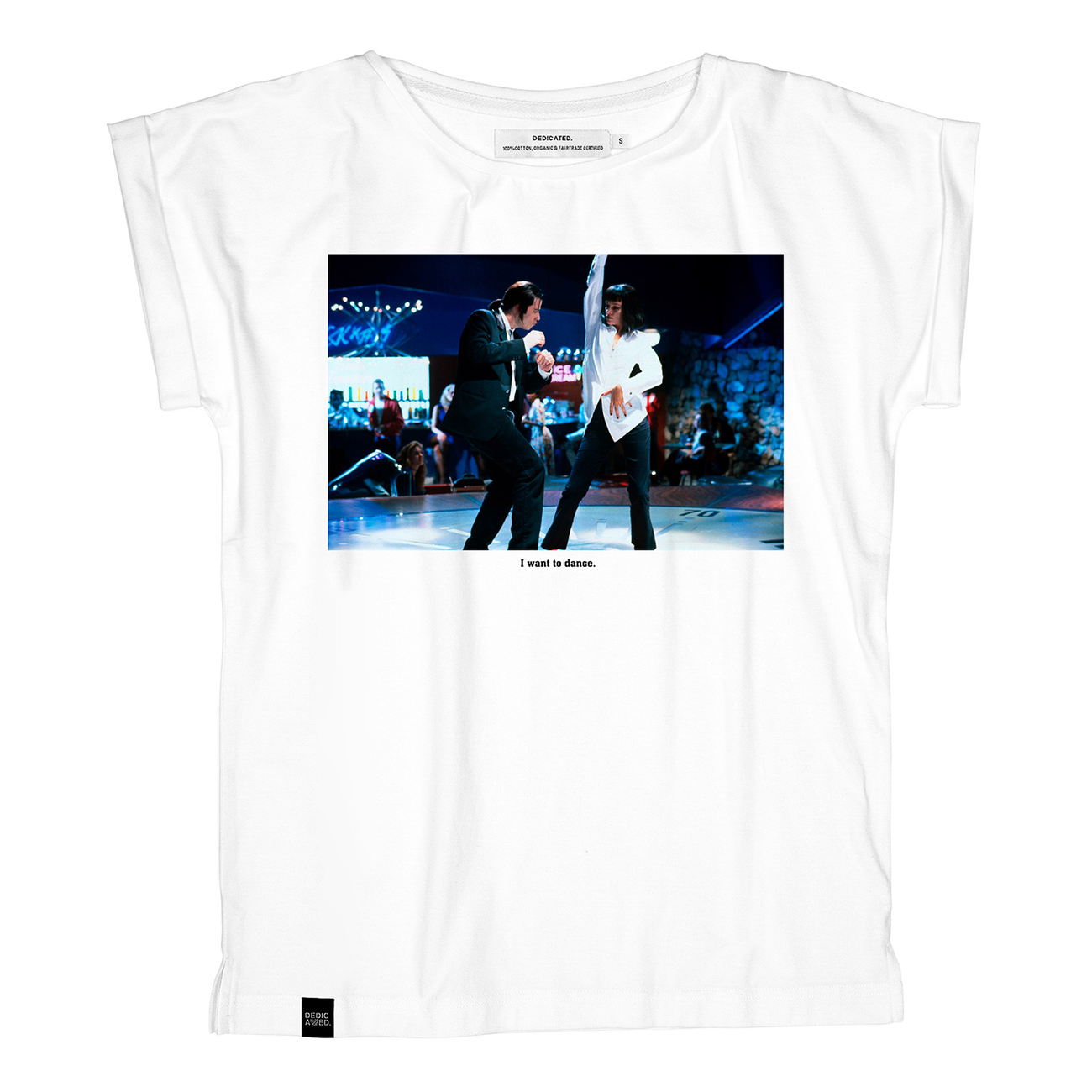 T-shirt Visby I Want To Dance