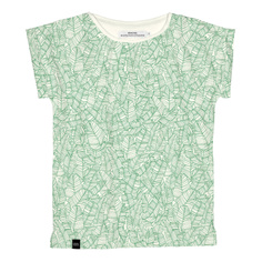 T-shirt Visby Palm Leaves
