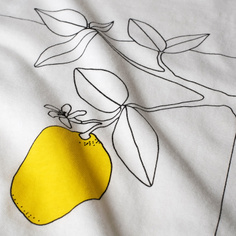 T-shirt Visby Lemon Tree