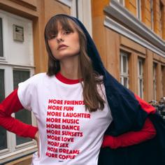 T-shirt Visby More