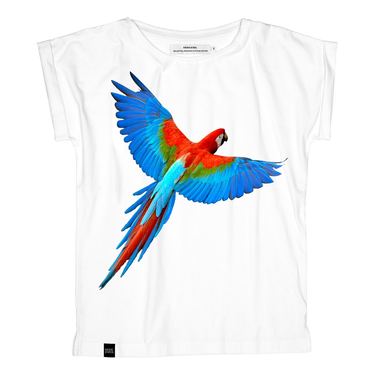 T-shirt Visby Parrot Wings