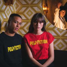 T-shirt Visby Pulp Fiction
