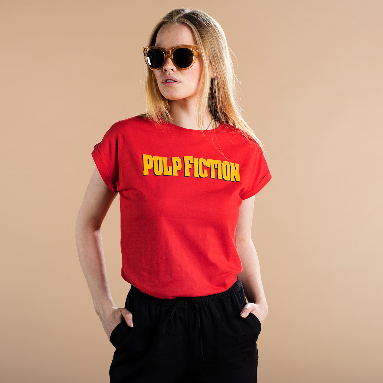 T-shirt Visby Pulp Fiction