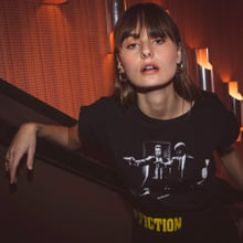 T-shirt Visby Say What Again