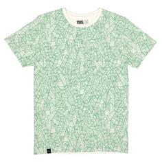 T-shirt Stockholm Palm Leaves Pattern