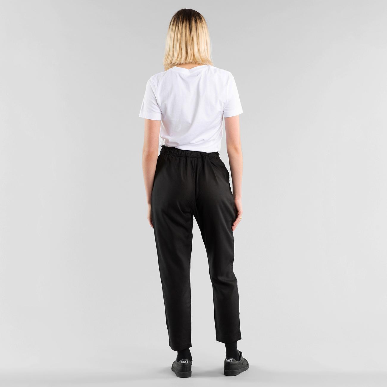 Pants Skagen Black