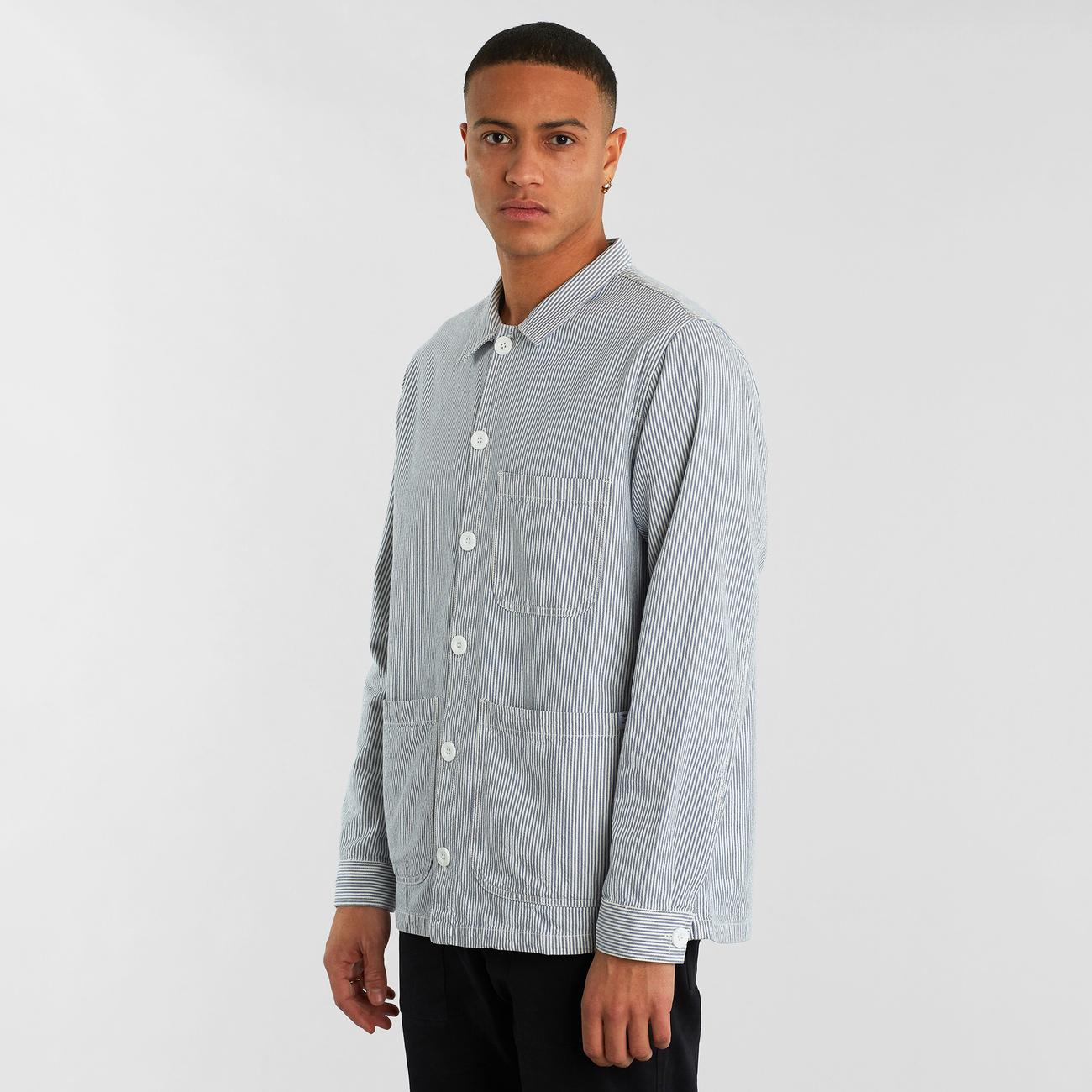Worker Jacket Sala Thin Stripes