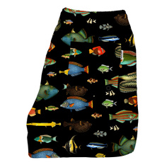 Swim Shorts Sandhamn Fish