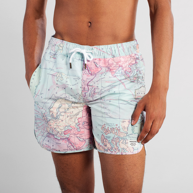 Swim Shorts Sandhamn Map