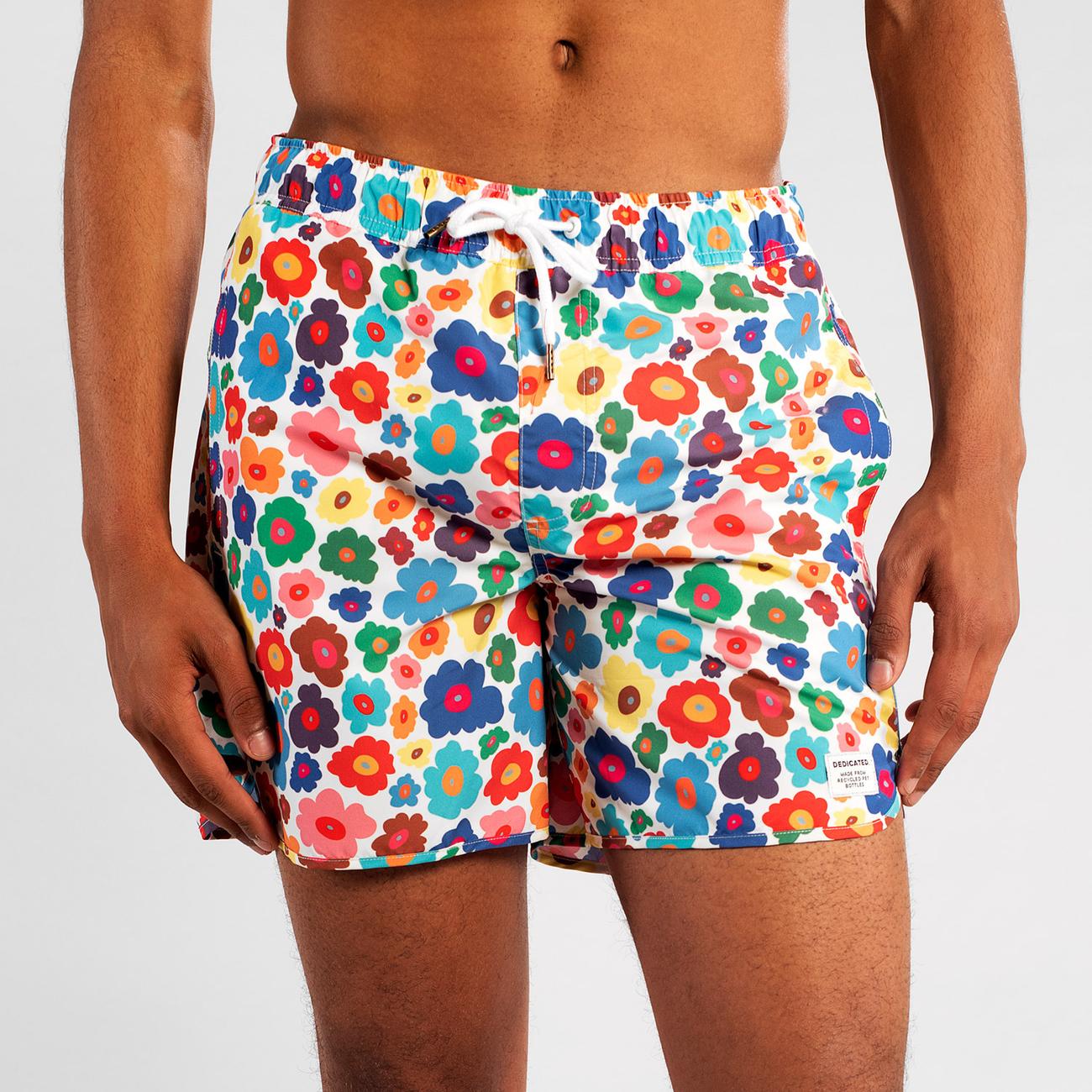 Swim Shorts Sandhamn Daisy