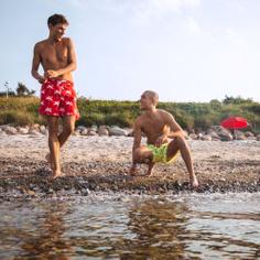 Swim Shorts Sandhamn Palms