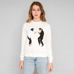 Sweatshirt Ystad Pulp Fiction Dance