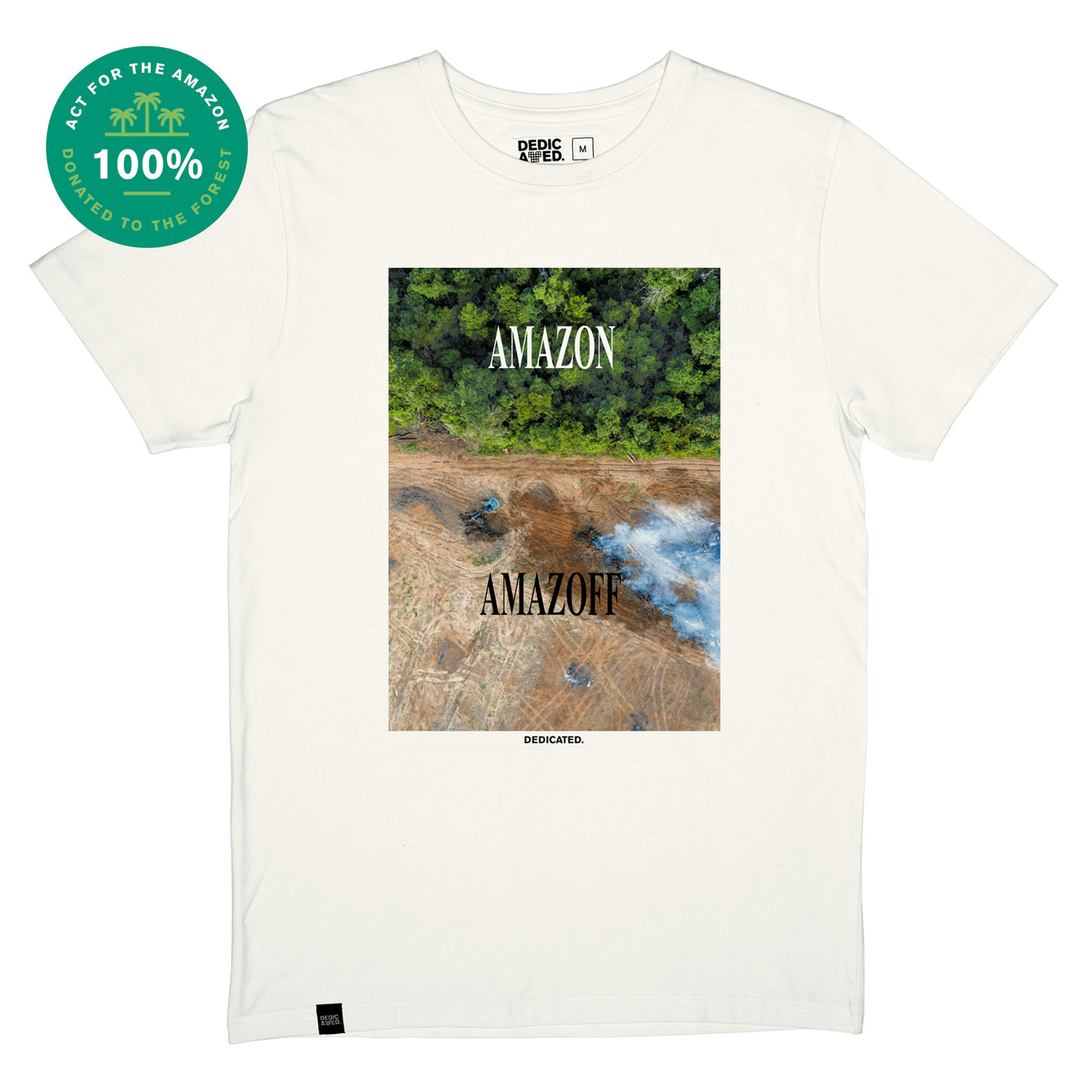 T-shirt Stockholm Amazoff