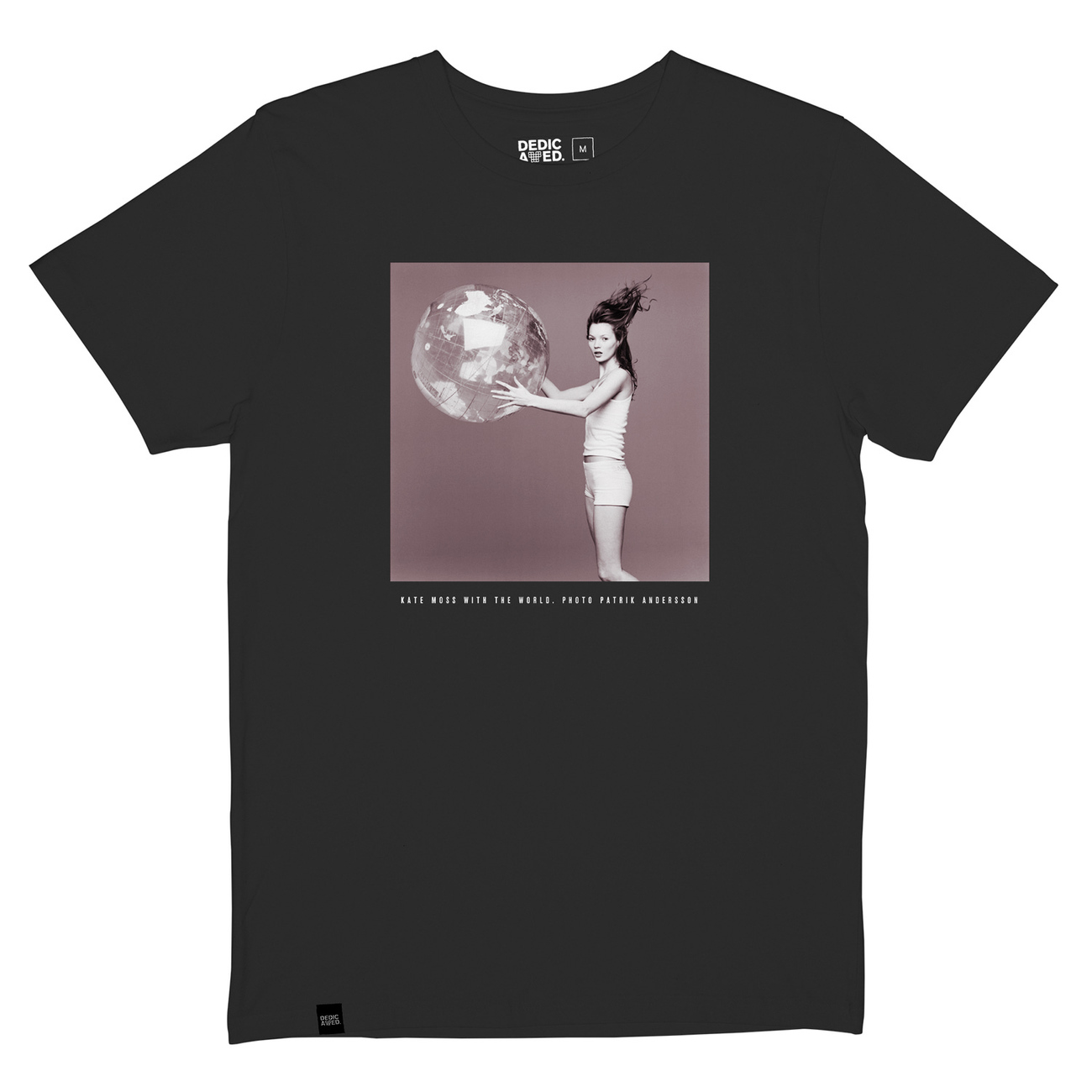 T-shirt Stockholm Kate Moss