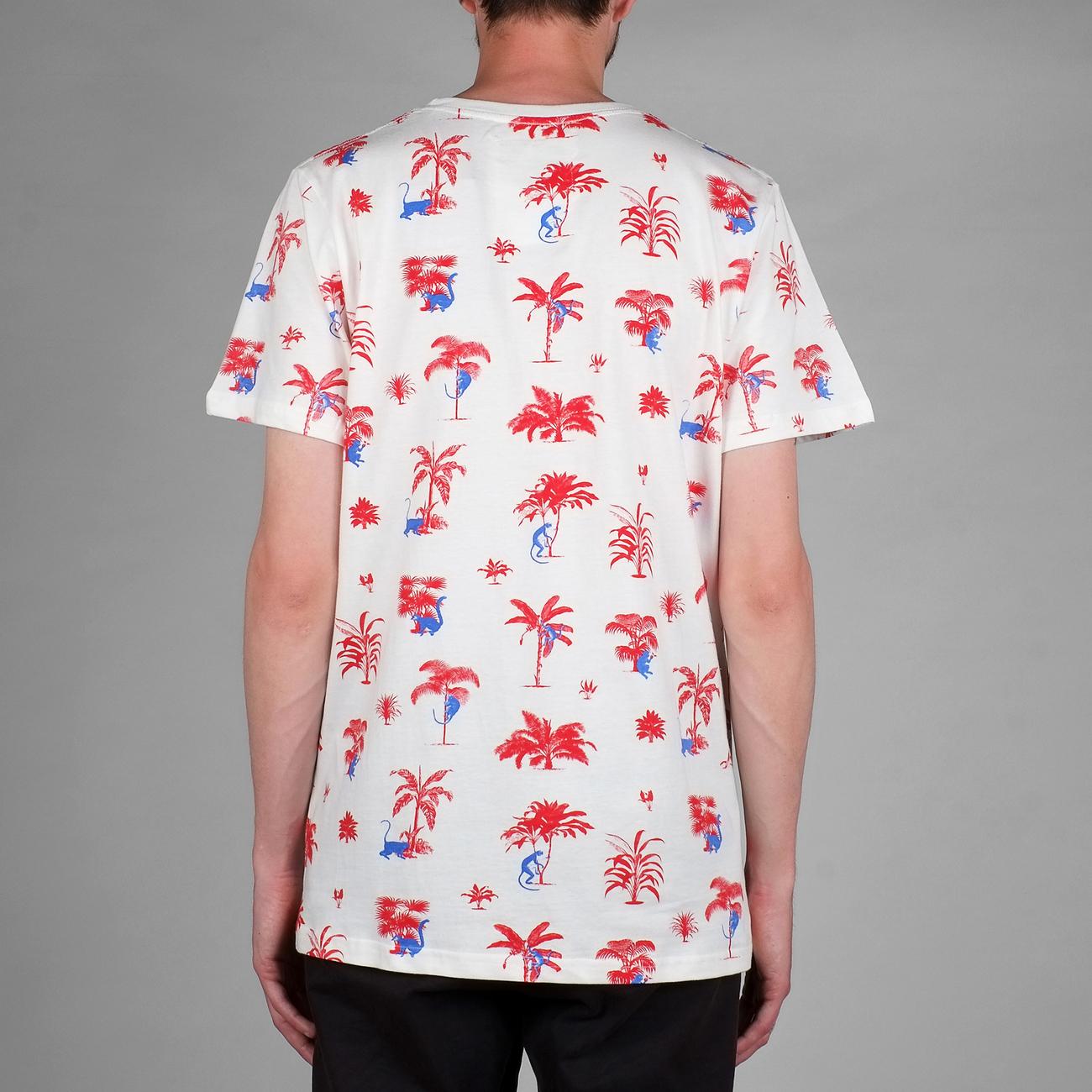 T-shirt Stockholm Monkey Trees