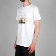 T-shirt Stockholm Brick Wall Bike