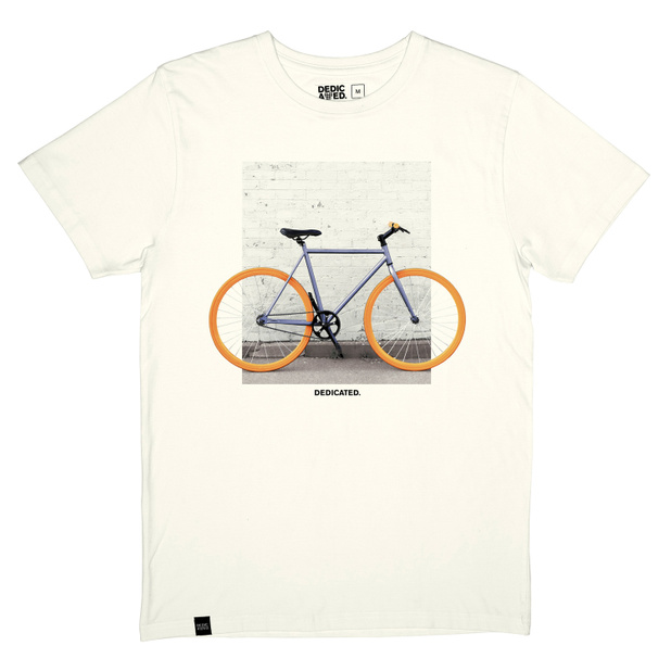 T-shirt Stockholm Brick Wall Bike