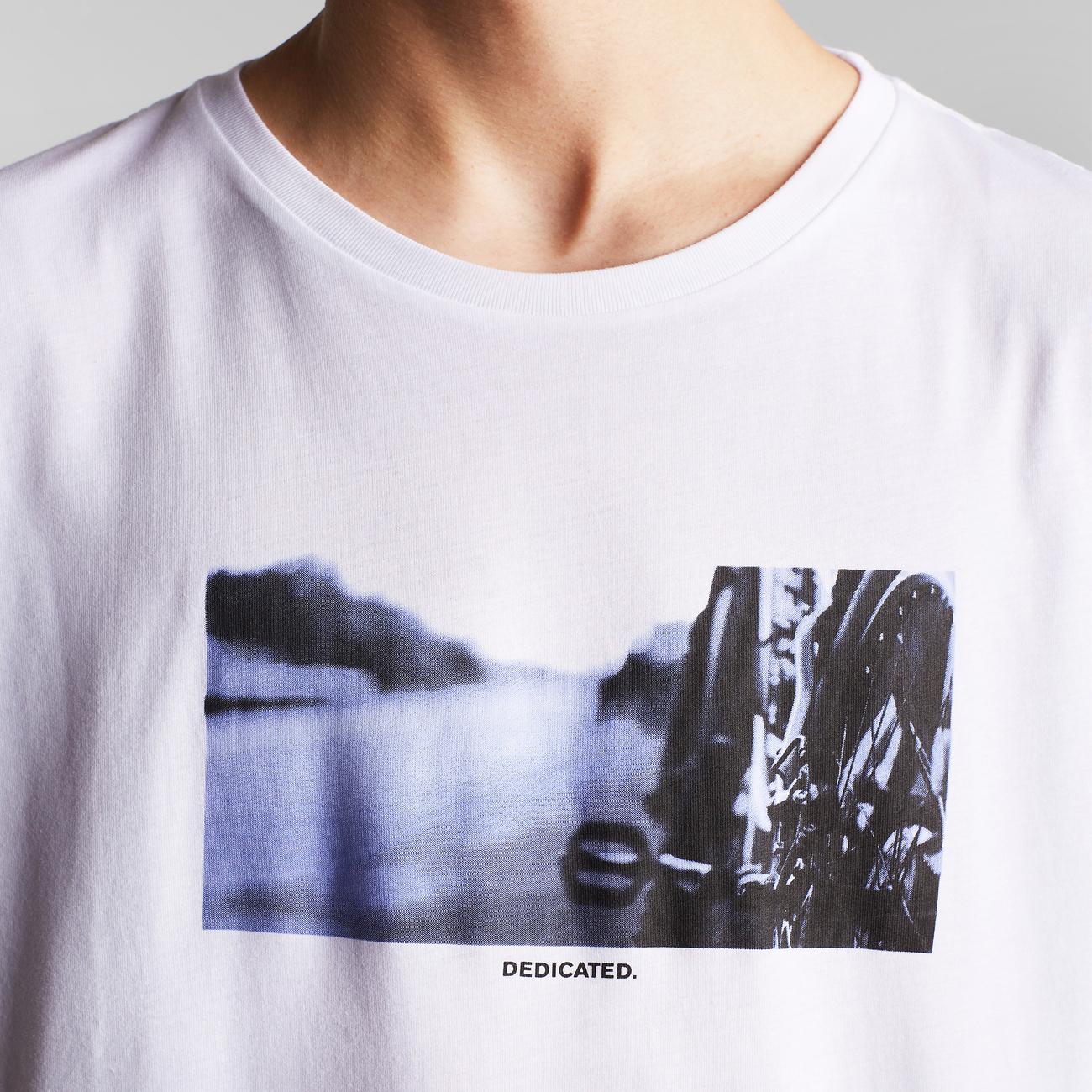 T-shirt Stockholm Bike Road