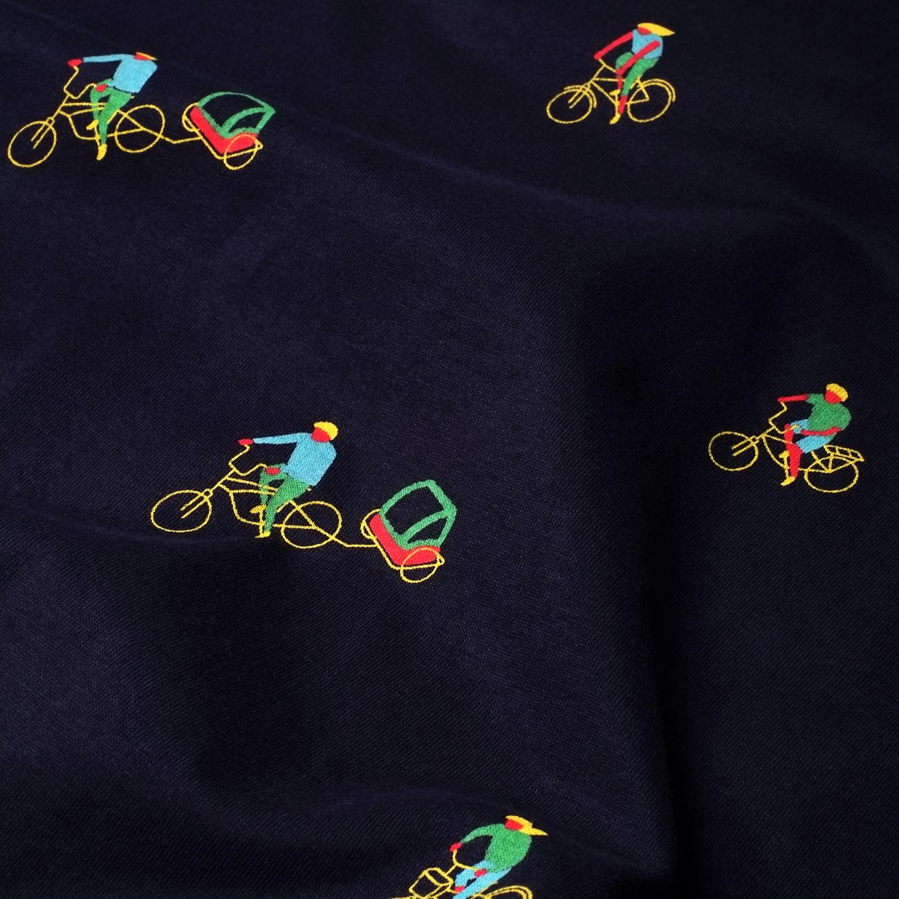 T-shirt Visby Bike Commuters