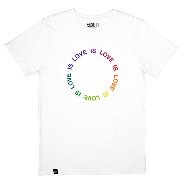 T-shirt Stockholm Love Circle