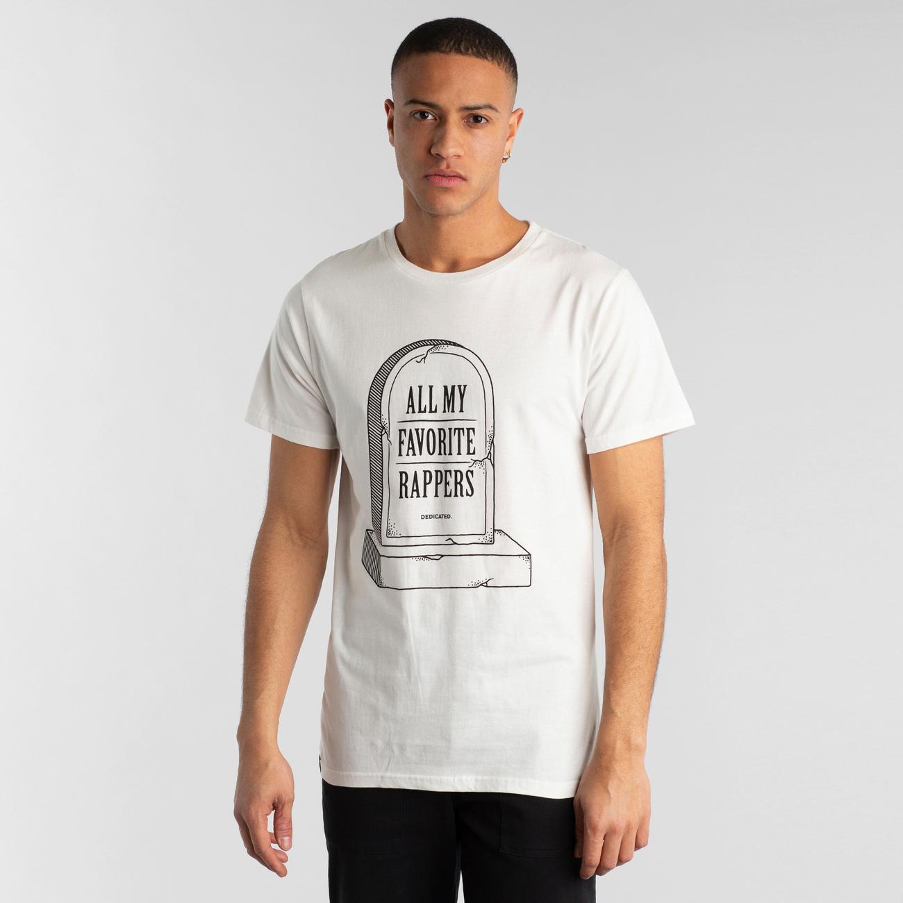 T-shirt Stockholm Favorite Rappers