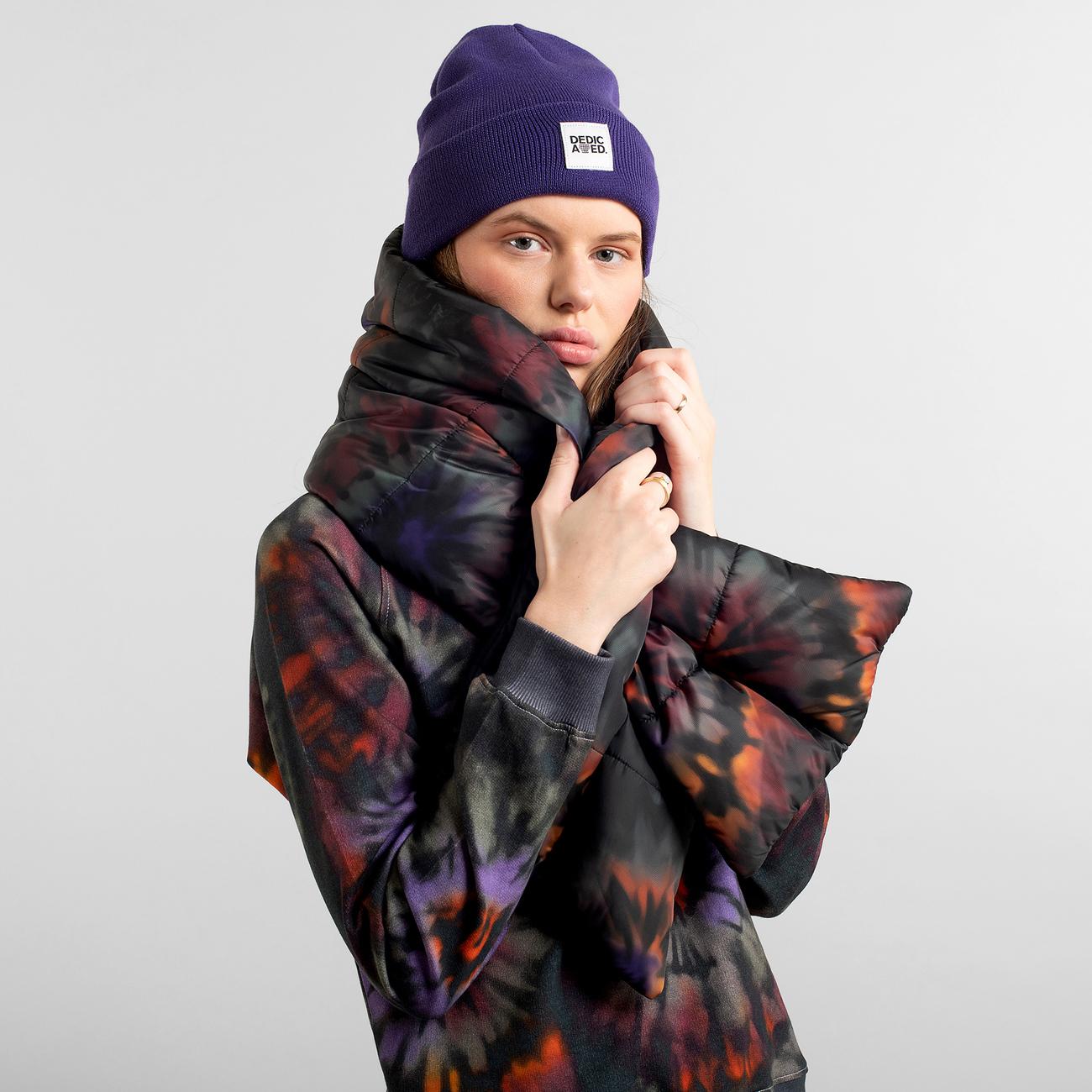 Beanie Kiruna Purple