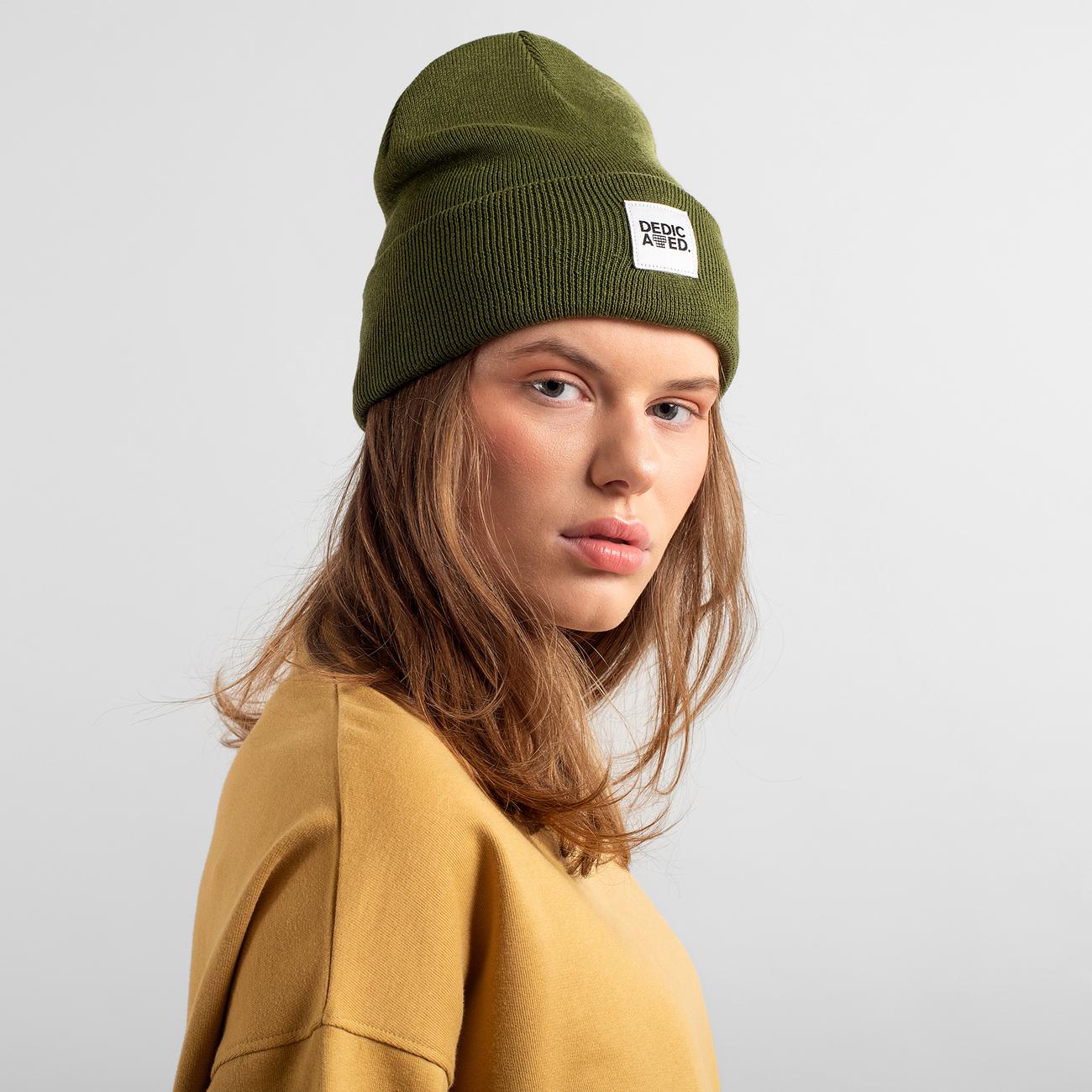 Beanie Kiruna Leaf Green