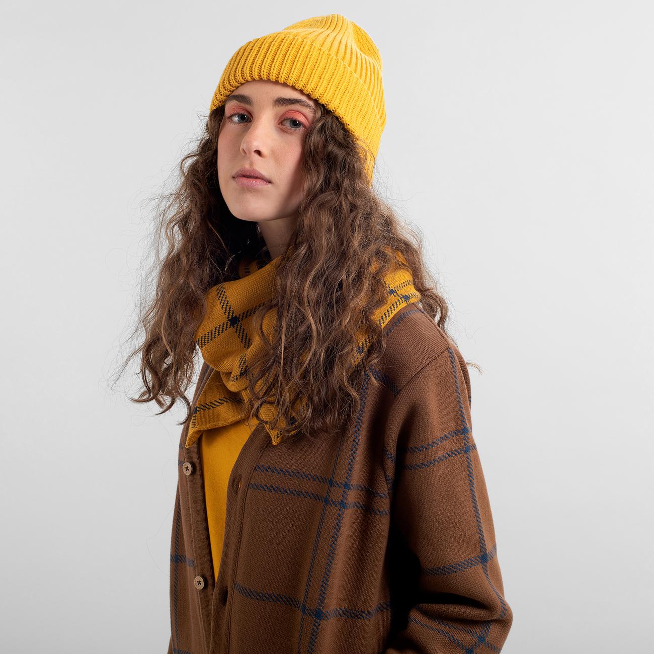 Beanie Narvik Golden Yellow